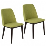 LFU-009 Upholstered Fabric seat with Padding Modern design Chairs