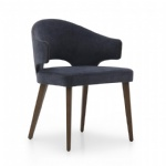 LFU-003 Modern Style Fabric Upholstered Chairs