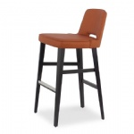 LFB-008 New design of Leather Barstools