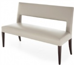 LFSB-008 Contemporary Fabric Upholstered Banquet Sofa Bench