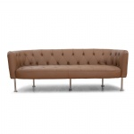 LFS-028 Waiting Long Bench sofa in Restaurant Lobby or KTV room used