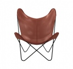 Designer furniture of Lounge sofa chairs Metal legs used Leather cushion