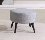 LFFB-002 Fabric Ottoman in Leisure Hall furniture